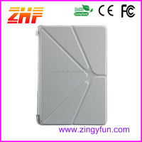 Hot Ultra-thin transparent 7 inch android mid cute tablet pc case for ipad mini