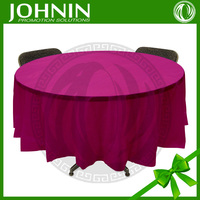 hot sale easy clean home textile christmas polyester tablecloth