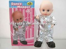 2012 New electric dance toy doll