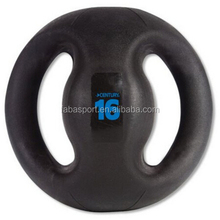 BALL006 Exercise Medicine ball with two handles