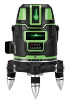 Auto laser level with green line, 5 lines laser level