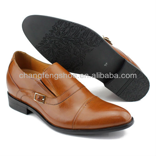 guangzhou factory supply direct elevator dress shoes soft