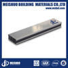 Screed floor protection aluminum frame elastic rubber fillers joints