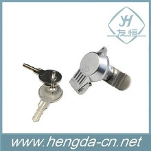 waterproof cylinder lock with cover