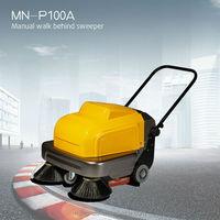 walk behind floor cleanning machiner/pool vacuum cleaner electric/parking lot sweeping