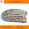 good quality 4 riveted nickel plated 420 motorcycle drive chain