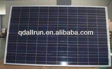 156*156MM cells 300w/24v high power pv panel