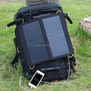 OEM- 6W mini flexible solar panel for outdoor Trekking rucksacks