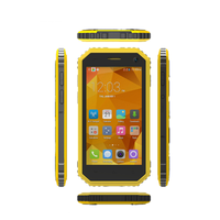 Rugged waterproof smart mobile 4G wifi bluetooth nfc cdma 800mhz android phone