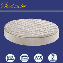 Hot Selling Hotel Project Bonnel Spring Round Bed Mattress