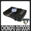 New hot Portable Single Burner Butane Gas Camping Stove w/ Hard Case alibaba supplier