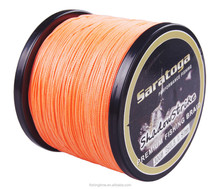 wholesale high strength 8 strands PE braided fishing line