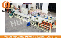 Good sale xps board extrude line machine