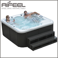 AF-3103 Multifunctional Freestanding Acrylic Massage tub Whirlpool Spa