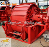 China Industrial Rotary Drum Vacuum Filter Dewatering Equipment With ISO Certification