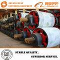 fácil instalación polea correa transportadora para la planta de depuración del carbón