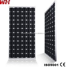 High quality grade A cell 18v 30w 40w 50w cheap solar power panel