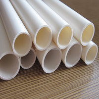 4 Inch PVC Flexible Conduit Line Pipe for Wire Protection With Good Price