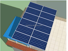 high efficiency water cooled solar panels with good quality