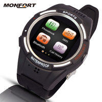 Wholesale touch screen sleep monitor pedometer camera bluetooth sim card slot android wrist smart watch