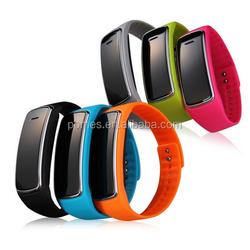 Intelligent Alarm Clock IP67 Waterproof Wrist Watch Bluetooth Smart Bracelet