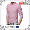 Wholesale Factory Price OEM Cotton Formal Long Sleeve High end men's dress shirt