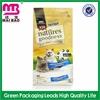 Eco friendly cheap plastic bags printing pet food bags