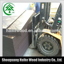 high quality poplar core WBP glue good films plastic film faced plywood, waterproof plywood laminated,waterproof plywood price