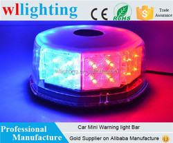 DC12V New 32LED Waterproof Magnets Strobe Light Warning light Beacon Strobe EMERGENCY Light