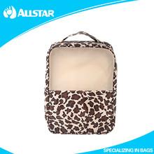 ASD2015K1008 Double-Desk Polyester Shoe Matching Bag With Zipper
