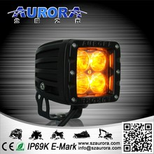 high standard AURORA 2'' led working light motorcycle lights