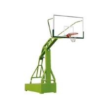 outdoor and indoor suitable mobile basketball stands fitness equipment