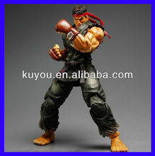 (moq $300) 24cm super street fighter IV Arcade Edition PLAY ARTS Ryu game figures supplier
