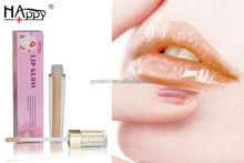 HAPPY PARIS Lip gloss/Magic charming makeup lip gloss/lip balm plumper