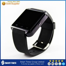 [Smart-Times] Popular Bluetooth U8 Plus Smart Watch For Apple IOS Android Mobile Phone With Wholesale Price