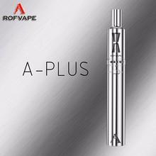 New technology products for 2015 shenzhen Rofvape A Plus 50w 3000mah best vapor tank kit vs electri cigarette ego
