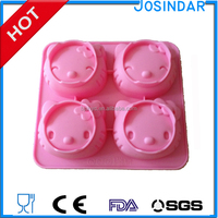 candle making DIY Liquid silicone cake mold baking double sugar tool mould chocolate hand soap