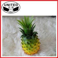 wedding decor artificial fake plastic pineapple fruit