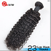 big stock double weft can be dyed wholesale raw cheap virgin honey curly weave hair