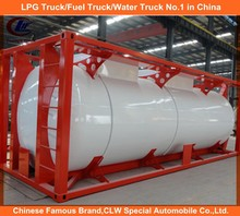 iso tank container 20ft LPG tank container 20ft Factory Sell LPG tank container 20ft
