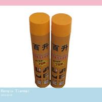 750ML Fire Proof Spray Foam Insulation Factory Supplier