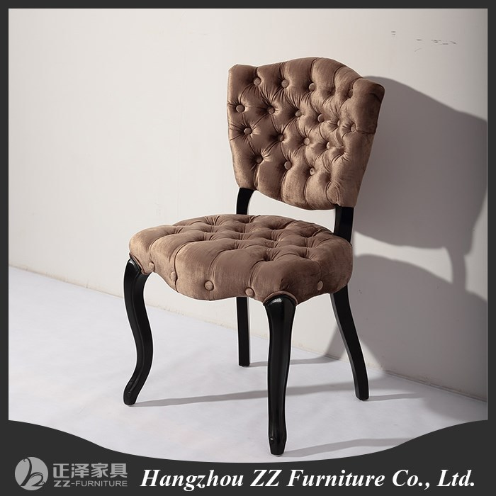 Popular Antique french style furniture dining chair