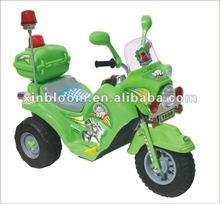 Green children motorbike XS-CM007