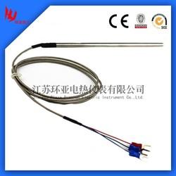 surface temperature sensor pt100 rtd probe