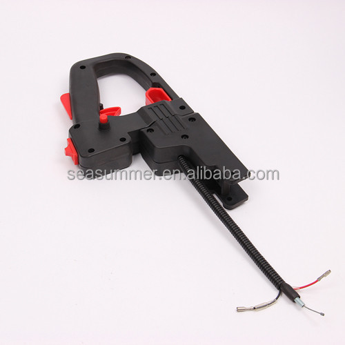 High quality garden tool parts rx318 pole saw handle 26mm for Good quality garden tools