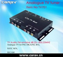 IR remote control universal car tv tuner box