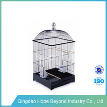 Metal pet cages antique canary chinese bird cage