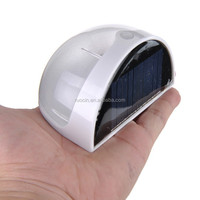 Wall Mounted Solar PIR Motion Sensor Light Outdoor Garden Lamp Wall Lamp Emergency Lights