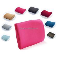 Memory Foam Mesh Back Lumbar Support Cushion