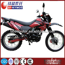 China cheap gas dirt bike for sale (ZF200GY-4)